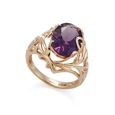 49ede4663790 Перстень с александритом (синтетическим) - ювелирные украшения ...