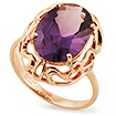 Золотое кольцо с александритом (синт.) SL-2230-480 весом 4.8 г  стоимостью 17280 р.